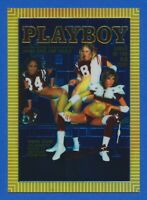 1995 Playboy Chromium Series 1 #53 Sep 1977 Vol.24 No. 9  Girls of Big 10 MINT