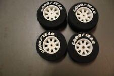 Vintage Kyosho Impacta Baja 1/8 On-Road Foam tires/wheel Set NEVER USED!!!