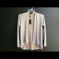 Espresso Woman Casual Formal Career Open Front Cardigan Blazer Size Small S Nwt
