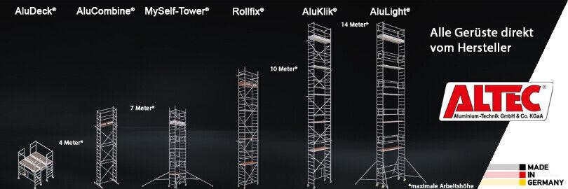 ALTEC-Gerüstcenter