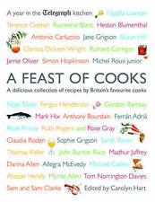 Good, A Feast of Cooks: A Year in the Telegraph Kitchen, Hart, Carolyn, Book