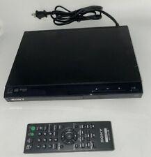 New listing Sony Dvp-Sr210P Dvd Player W/ Remote