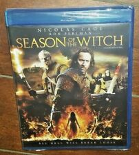 Season of the Witch (Blu-ray Disc, 2011, Canadian)