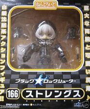 New Good Smile Company NENDOROID 166 BLACK ROCK SHOOTER Strength ABS&PVC