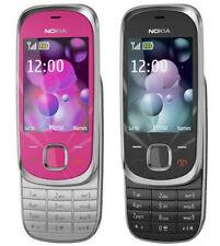 Nokia 7230 Slide 3G Unlocked  3.2MP English Hebrew keyboard option mobile phone