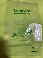 10 pcs - LongLife Aquarium Breathing Bags (6x10 inch)~Kordon Breather Substitute