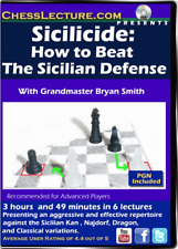 Sicilicide - How to Beat the Sicilian Defense - Chess Lecture - Volume 157 Chess