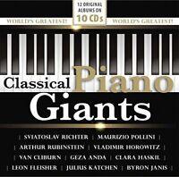 Classical Piano Giants [CD]