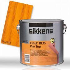 Sikkens Cetol BLX-Pro TOP kiefer 2,5l - Dickschichtlasur Holzlasur Holzschutz