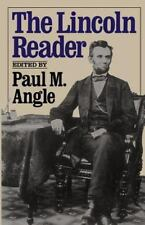 The Lincoln Reader by Paul M. Angle (1990, Paperback)