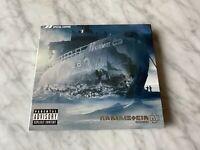 Rammstein Rosenrot 2 CD/DVD Digipak Special Edition 2006 Republic Till Lindemann