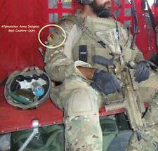 KANDAHAR WHACKER SFG Green Berets νeΙcrο AFGHAN NATIONAL ARMY: God-Country-Duty