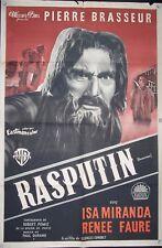 RASPOUTINE, Pierre Brasseur, Isa Miranda ,1954, #10355