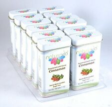 Sugar free Candy Mints with stevia Cinnamon 100 Tabs 12 PACK