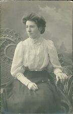 Daisy to Mary Loram. 25 Mary Arches Street, Exeter 1909.     RL.309