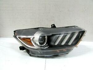 2015 2016 2017 2018 2019 2020 FORD MUSTANG OEM RIGHT XENON HID HEADLIGHT E1