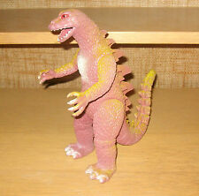 "Vintage 1980's 10"" Godzilla tan / red / white rare Europe KOzilla"