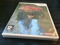 Wii & Wii U - Legend Of Zelda Twilight Princess **New & Sealed** UK Stock