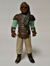 Authentic Vintage Star Wars Weequay  Action Figure 1984 Hong Kong HK