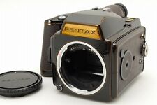 【Rare! Near Mint+++ 】 Pentax 645J Japan Urushi Paint limited Body From Japan