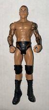 WWE Randy Orton Mattel Basic Series 3 Black Orange A7