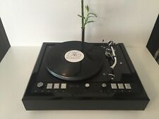 THORENS TD 126 Piano Black Plinth Zarge (without turntable!)