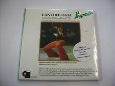 L'ANTHOLOGIA PROGRESSIVE - CD CRAMPS 2011 SIGILLATO - PFM - OSANNA - ORME
