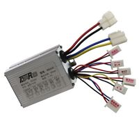 800W 36V DC Speed Controller Box for Scooter Electric Bike Brush Motor