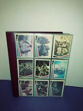 1976 DONRUSS SPACE 1999 COMPLETE SET 1- 66 CARDS    NEW/M