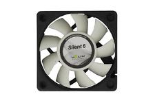 GELID Solutions Silent 6, silenziosa Case Fan, 6cm / 60mm - 3200rpm-fn-sx06-38