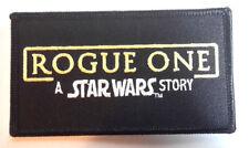 Rogue One - A Star Wars Story - Kostüm Aufnäher Uniform Patch - zum Aufbügeln