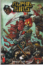 ALPHA KING 1 2 3 4 5 1st 2nd Print 2016 Azzarello Bisley 3 Floyds @ CoVeR PRICE