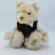"""Giorgio Beverly Hills 2003 Collectors Bear Soft Toy Plush 11"""" Inches Sitting VGC"""