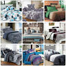 ARTISTIC Doube/Queen/King/Super King Size Bed Doona/Duvet/Quilt Cover Set New