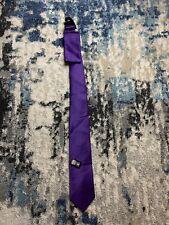 Stacy Adams Men's Tie and Hanky Set Purple C5