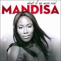 What If We Were Real - Mandisa (CD)