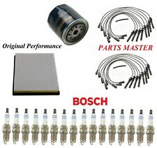 Tune Up Kit Filters Wire Spark Plug For DODGE DURANGO V8; 5.7L 2004-2005