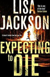 Expecting To Die - Lisa Jackson - Large Paperback - SAVE 25% Bulk Book Discount