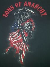 Sons of anarchy t shirt large for men original