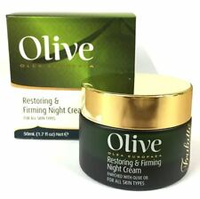 Frulatte Olive Europaea Olive Oil Restoring & Firming Night Cream All Skin 50ml