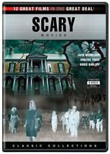New: 12 GREAT SCARY MOVIES, CLASSIC COLLECTION - DVD, Roger Corman, Vincent Pric