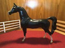 Peter Stone Model Horse - Ra - Arabian - Test Run Black Artist Proof