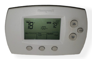 Honeywell TH6110D1005 FocusPRO 6000 Programmable Digital Thermostat - USED