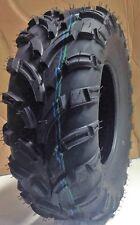 2 NEW - 25X10.00-12 6PR HI-RUN ATV TIRES