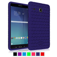 For Samsung Galaxy Tab E 9.6 / 8.0 Tablet Silicone Cover Cover Kids Friendly