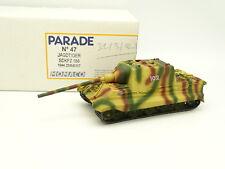 Parade Militaire Armée 1/50 - Char Tank Jagdtiger SDKFZ 186 1944 Zimmerit