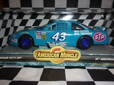 1972 Richard Petty #43 STP American Muscle 1:18 Scale 25th Anniversary Ertl