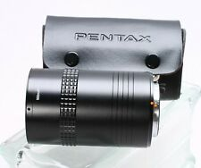 ASAHI PENTAX 100MM AUTO K MOUNT MACRO EXTENSION TUBE + CASE, MINT