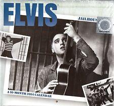 ELVIS PRESLEY / JAILHOUSE ROCK ** 2014 Mini-Calendar