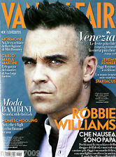 VANITY FAIR=N°36 2012=ROBBIE WILLIAMS=JEREMY RENNER=SOFIA VERGARA=PETE DOHERTY